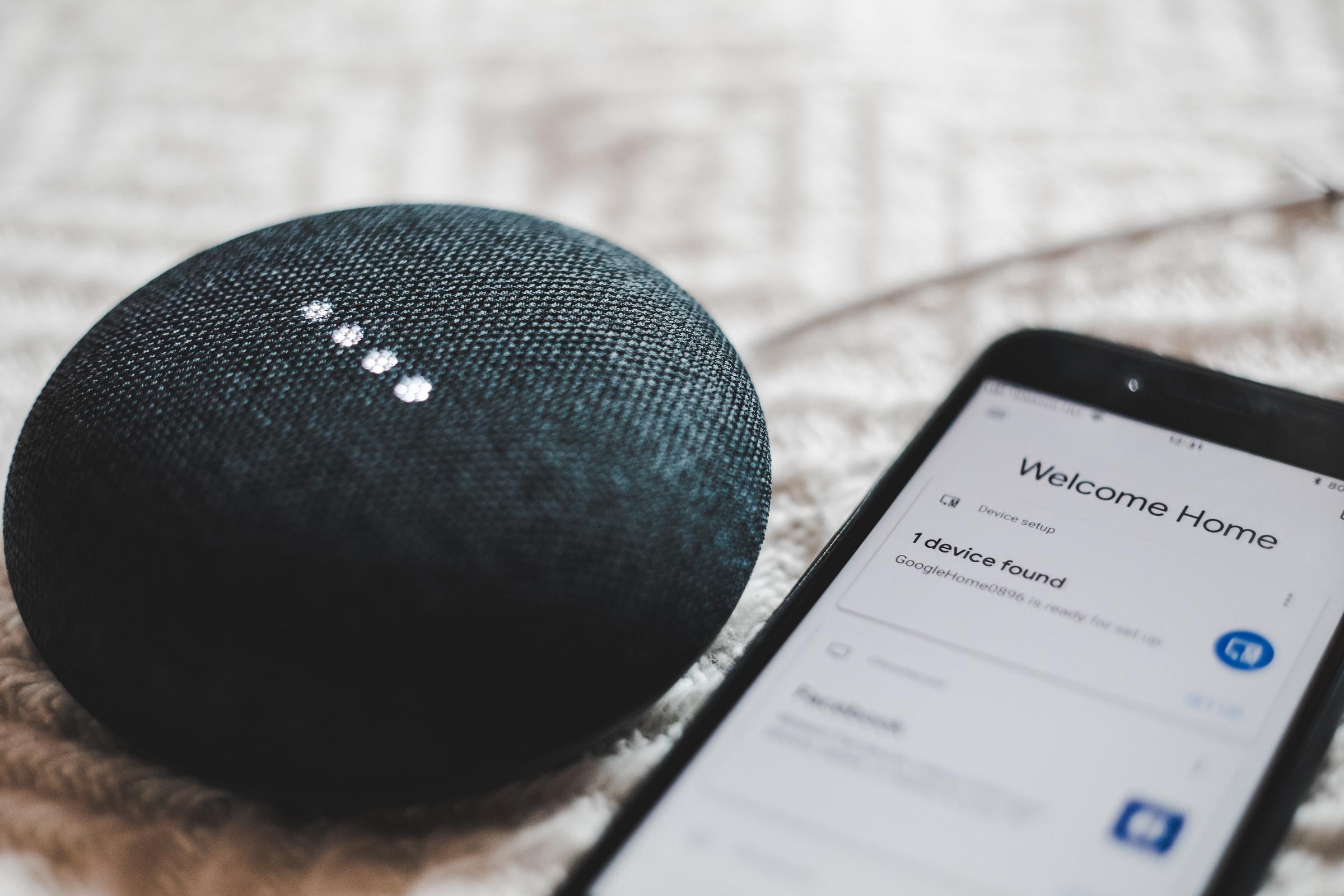 HipoSmart supports Google Assitant
