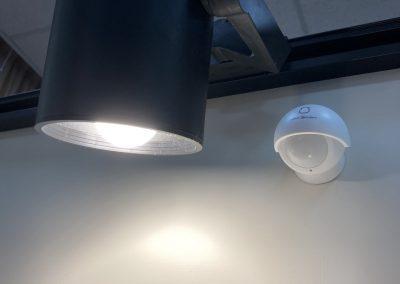 智慧燈控與感測器